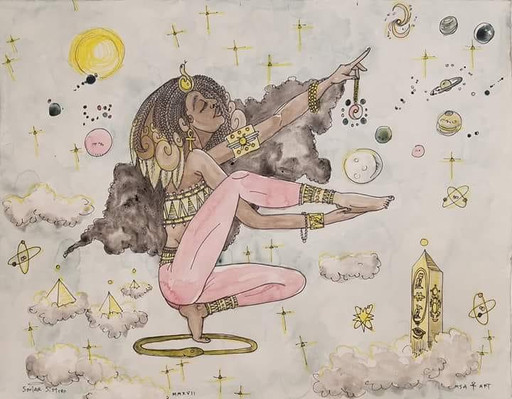 Cosmic Yoga: Smai-Tawi
